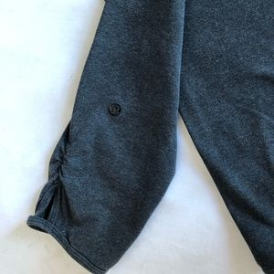 lululemon athletica Pants - Gray Lululemon Capri pants